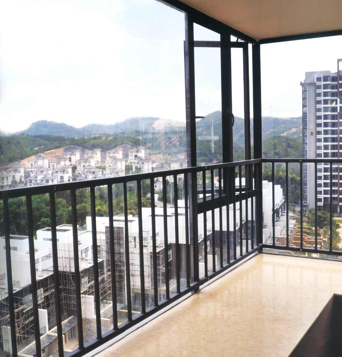 锌钢阳台护栏,海南源红万达工程有限公司 海南最专业